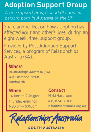 Adoption Support Group